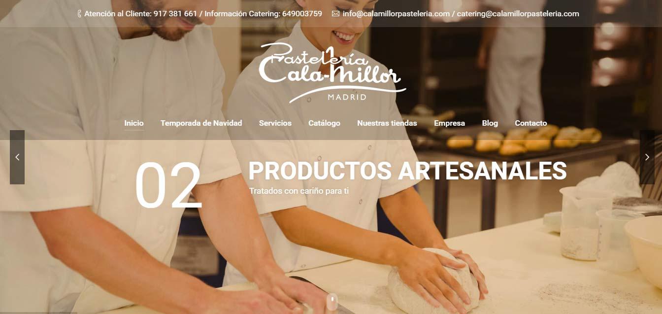 Home Pastelería Cala-Millor