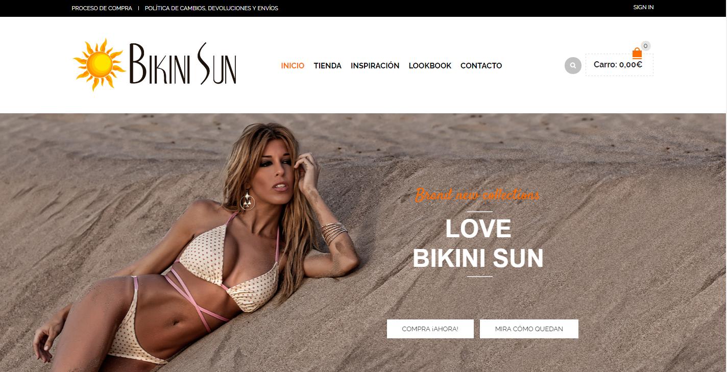 Diseño web WooCommerce