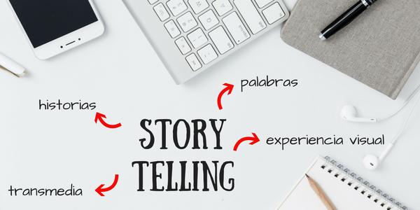 Storytelling historias de marca