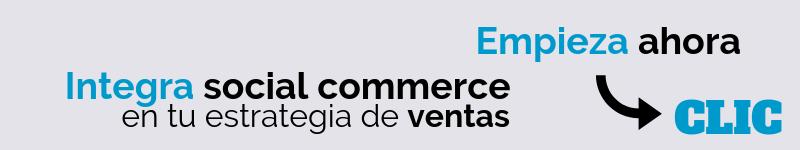 Presupuesto Social Commerce