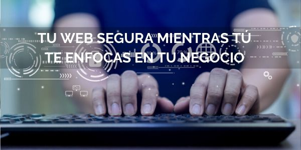 Seguridad página web wordpress